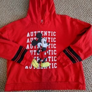 Disney Mickey sweatshirt